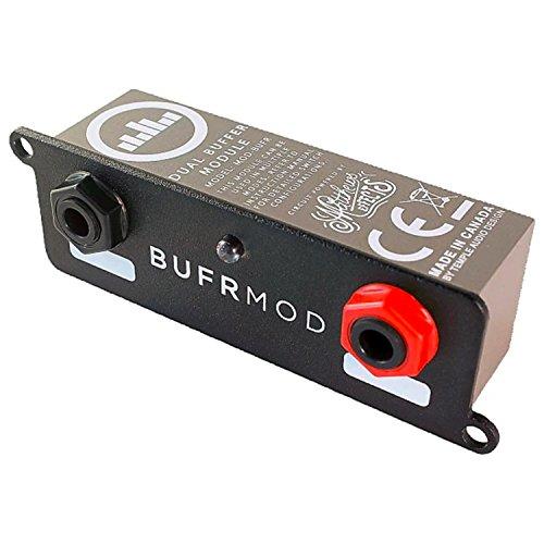 Temple Audio Bufrmod Dual Buffer - Feed Thru Module