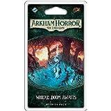 Fantasy Flight Games Arkham Horror: the Card :Where Doom Awaits Mythos Game Pack
