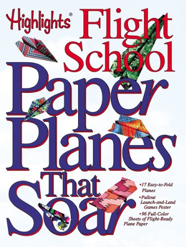 Paper Airplanes Activity Book - 5