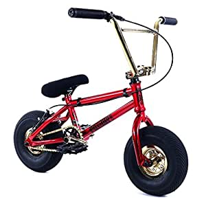 FatBoy Mini BMX PRO Model 3pc Crank - The new X Pro series is our upgraded Prime BMX Collection (Bazooka X)