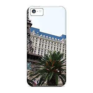 NoP9974eoSw Phone Cases With Fashionable Look For Iphone 5c - Eifel Tower Las Vegas