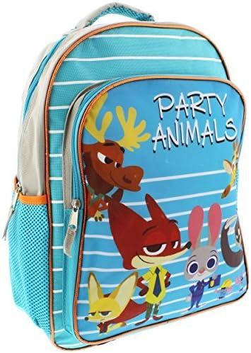 Zootopia 16 inch Backpack