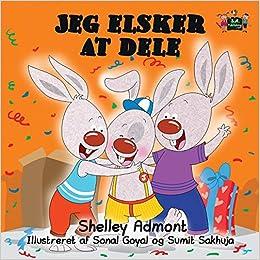 Descargar Libros De (text)o Jeg Elsker At Dele: I Love To Share Danish Edition De PDF A Epub
