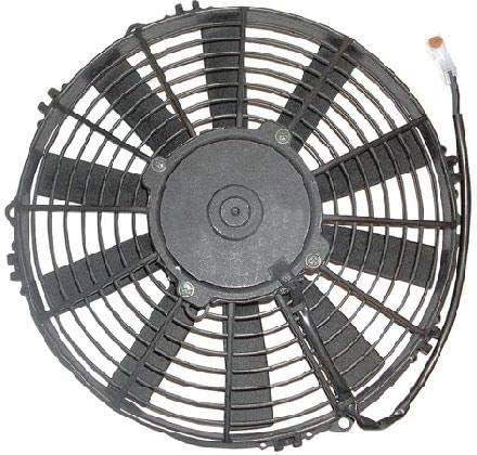 Ventilador SPAL D280 mm succión 1370 M3/H – spa102003: Amazon.es ...
