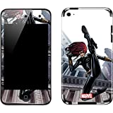 Marvel Black Widow iPod Touch (4th Gen) Skin - Black Widow High Kick Vinyl Decal Skin For Your iPod Touch (4th Gen)