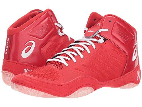 [asics(アシックス)] メンズランニングシューズ?スニーカー?靴 JB Elite III Classic Red/White 12 (29cm) D - Medium