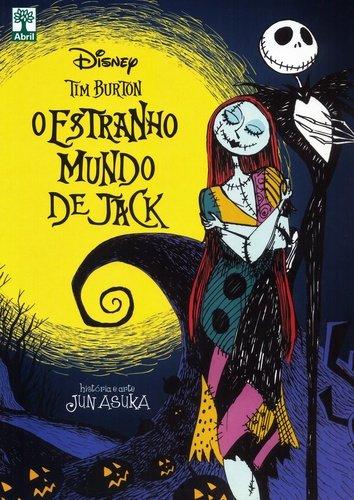 O Estranho Mundo de Jack - Tim Burton