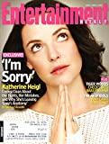 Entertainment Weekly Magazine - April 2, 2010 - Katherine Heigl (Grey's Anatomy) - Tiger Woods