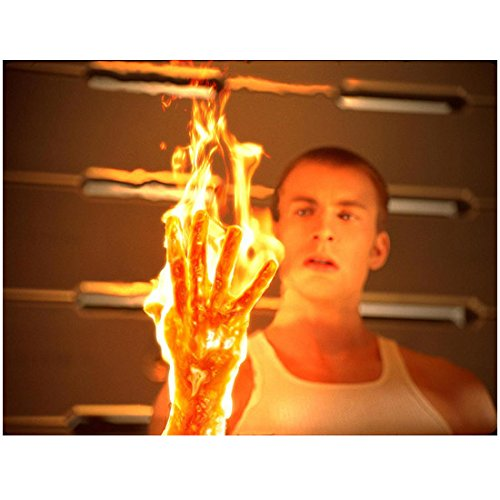 fantastic-four-chris-evans-as-human-torch-johnny-storm-looking-at-flamed-hand-8-x-10-inch-photo
