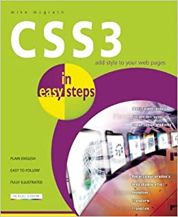 CSS3 in easy steps by Mike McGrath (2013-03-19)