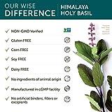 Himalaya Organic Holy Basil, Equivalent to 5,225 mg