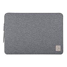 Comfyable Laptop Sleeve for 13 Inch New MacBook Pro 2016 & 2017- Waterproof Mac Cover Case- Dark Grey