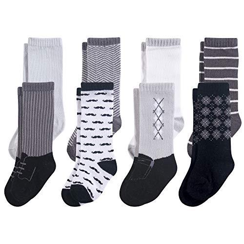 Hudson Baby Baby Cotton Rich Knee-high Socks
