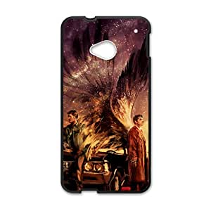 Magical eagle and man Cell Phone Case for HTC One M7