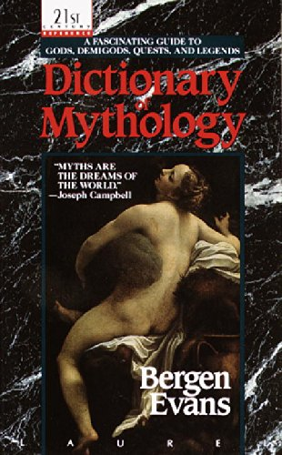 Dictionary of Mythology: A Fascinating Guide to Gods, Demigods, Quests, and Legends (Online Costume Rental)