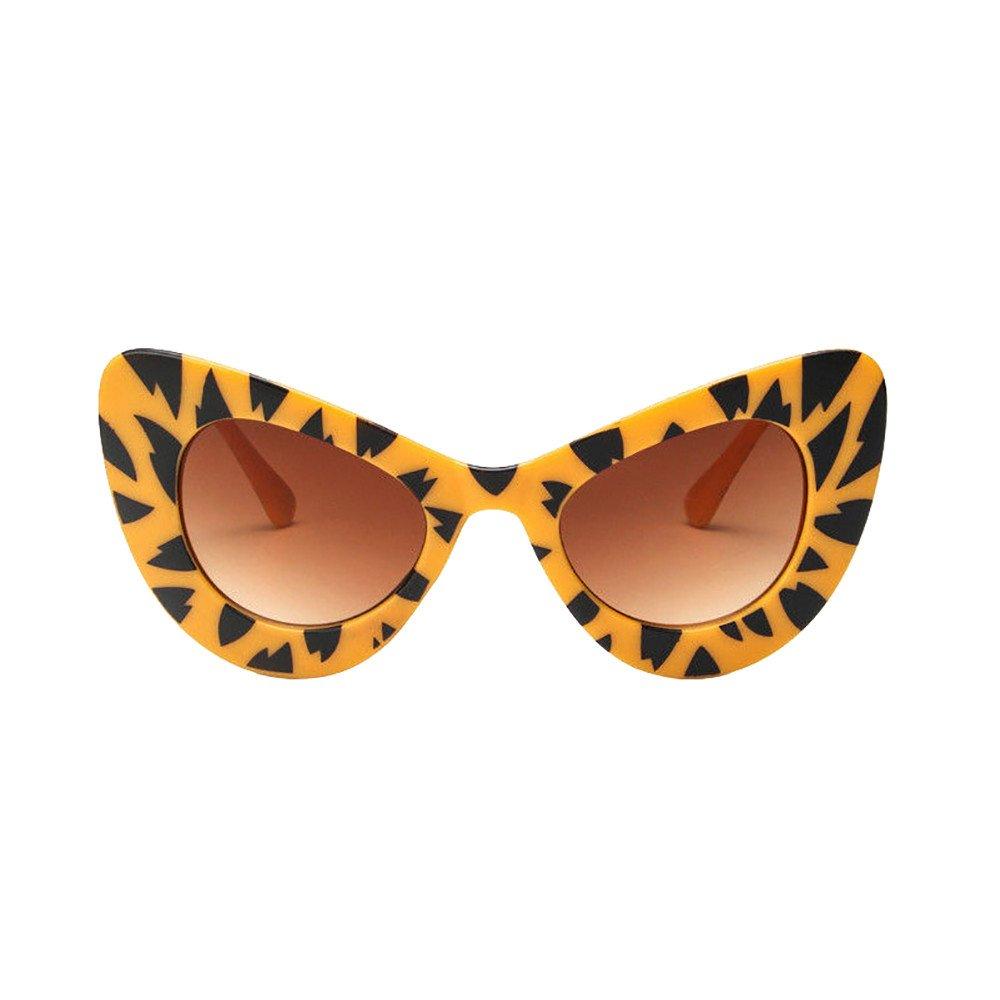 Sunglasses for Teen Girls Classic Cat Eye Big Oversized Thick Gothic Plastic Vintage Eyewear