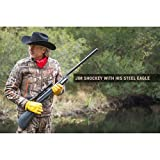 Benjamin BSSNP22TX Jim Shockey Steel Eagle Nitro Piston 2 Hunting Air Rifle with 3-9x32 Scope