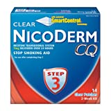 Nicoderm CQ Smoking Cessation Patch with 7mg 14 ct Step 3