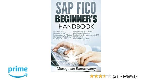 amazon com sap fico beginner s hand book your sap user manual sap rh amazon com SAP-FICO Introduction SAP-FICO PDF