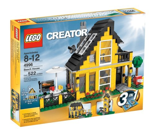(LEGO Creator Beach House)
