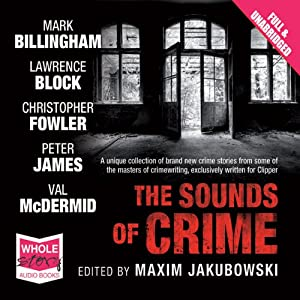 The Sounds of Crime Hörbuch