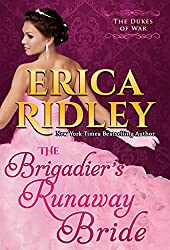 The Brigadier's Runaway Bride (Dukes of War Book 5)