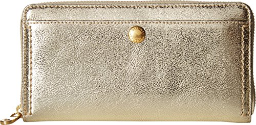 nson Continental Wallet Ch Gold One Size ()