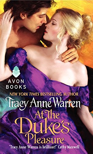 At the Duke's Pleasure (Byrons of Braebourne)