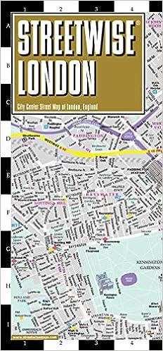 Streetwise Map London