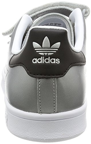 Pour Fast Cuir S76661 Adidas Originals Réel Argent Hommes De Baskets En Oagaq5B