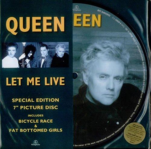 Queen - Let Me Live (Single UK Part 2 CD5 Parlophone CDQUEEN24) - Zortam Music