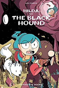 Hilda and the Black Hound by Luke Pearson science fiction and fantasy book and audiobook reviews