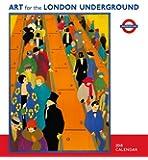 Art for the London Underground 2018 Calendar