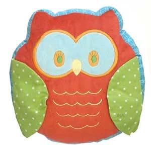 Owlphabet Toy Color: Sage