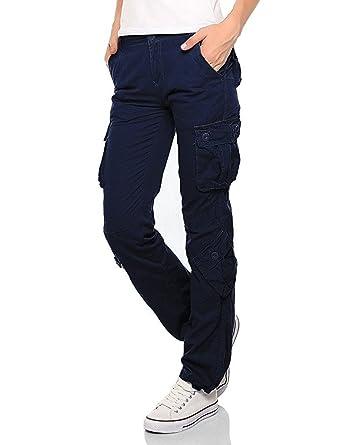 d521e2f91872 Private Label Pantalon Cargo Femme  Amazon.fr  Vêtements et accessoires