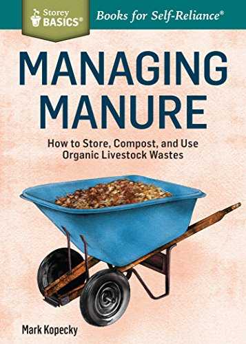 Managing Manure: How to Store, Compost, and Use Organic Livestock Wastes. A Storey BASICS®Title by [Kopecky, Mark]