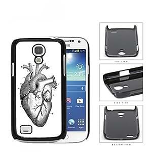 Anatomy Of Heart Diagram Hard Plastic Snap On Cell Phone Case Samsung Galaxy S4 SIV Mini I9190
