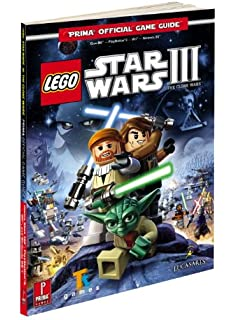 Lego indiana jones 2 the adventure continues official game guide lego star wars 3 the clone wars official game guide publicscrutiny Image collections