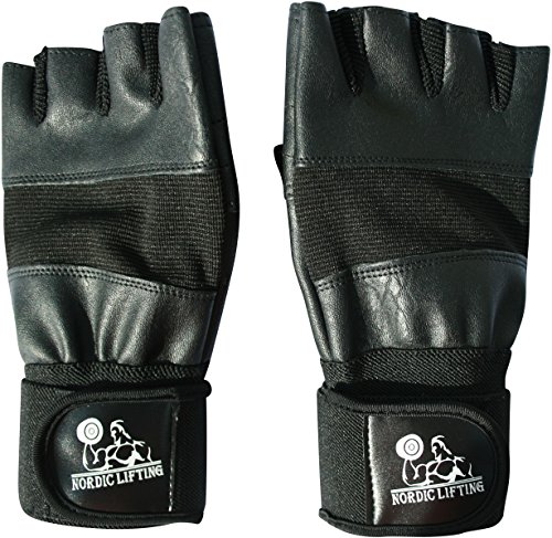 Nordic Lifting Weight Lifting Gloves With 12-9337