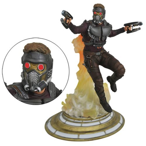 Diamond Select Toys Marvel Gallery Guardians of The Galaxy Vol. 2 Star-Lord PVC Figure