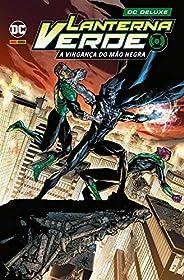 Dc Deluxe Lanterna Verde: A Vingança Do Mão Negra