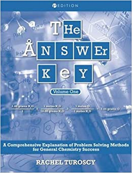 straighterline chemistry answer key
