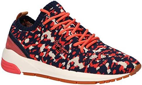 Pepe Jeans Sportschuhe für Damen PLS30801 Foster 585 Marine