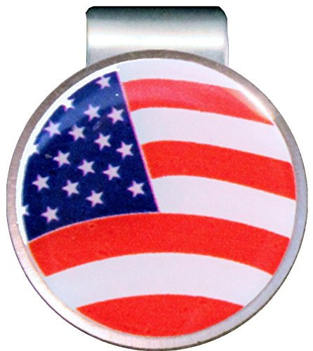 Divix Mini Hat Clip US Flag | Made in USA