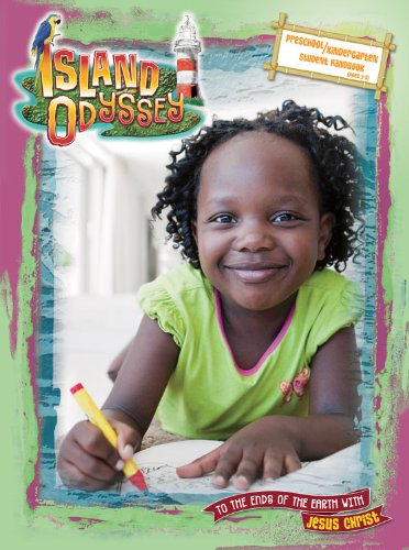 Download Vacation Bible School 2011 Island Odyssey Preschool/Kindergarten Student Handbook VBS: To the Ends of the Earth with Jesus Christ pdf epub