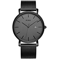 Burei Men's Fashion Minimalist Wrist Watch (several colors)