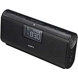 Sony Icfcs20bt Nfc Bluetooth Wireless Clock Radio Speaker System (Discontinued By Manufacturer)