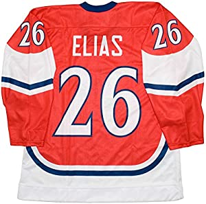 Patrik Elias Czech Red 2011 National Jersey