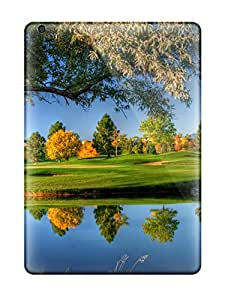 Snap-on Autumn Landscape Case Cover Skin Compatible With Ipad Air