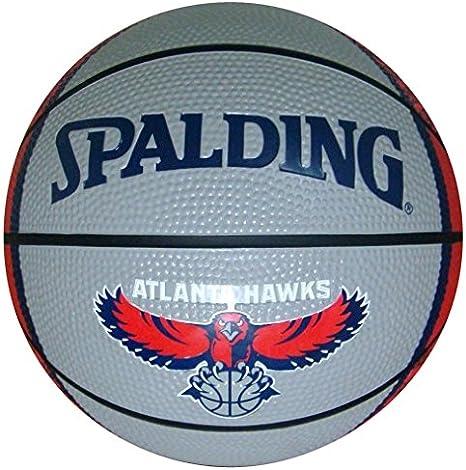 Amazon.com: NBA Mini Balón de baloncesto, 7 pulgadas, Gris ...